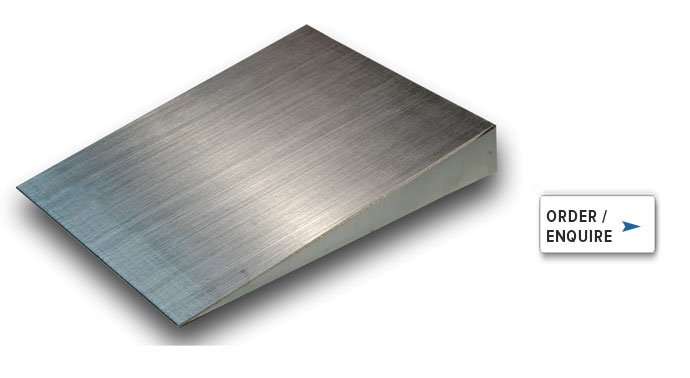 Steel Plate Wedges : Industrial steel wedge shims pictures to pin on pinterest